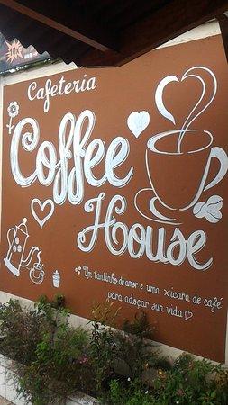 Cafeteria Coffee House: Externo