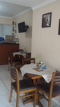 Cafeteria Coffee House: Interno