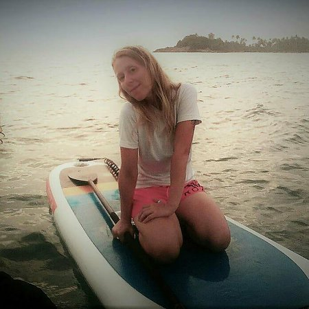 SUPer Juice Bar & Paddleboard Hire: SUP Chill Time -Unawatuna