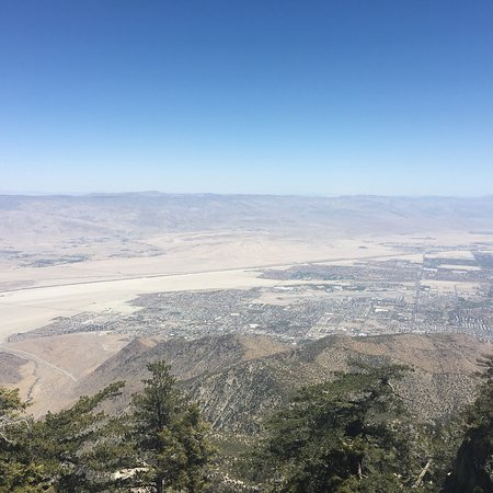 Palm Springs Aerial Tramway ภาพถ่าย