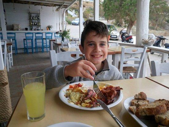 Marina's Restaurant: breakfast