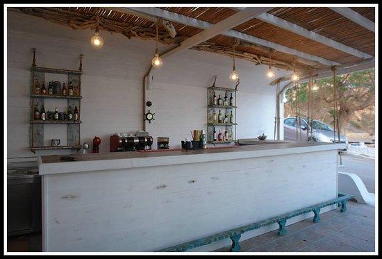Marina's Restaurant: bar