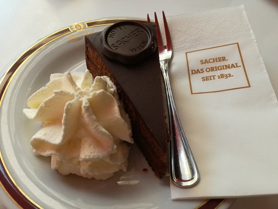 Cafe Sacher Wien Photo