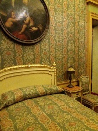 camera da letto di Maria Letizia - Bild von Castello Reale ...
