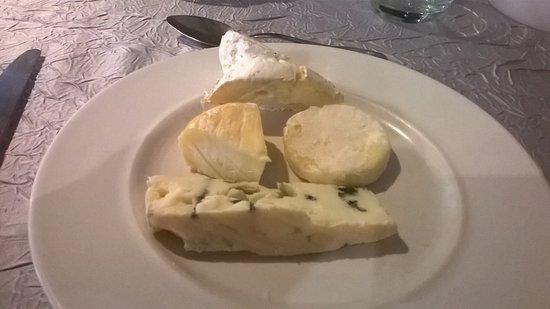 Albon, France: sustido de queso