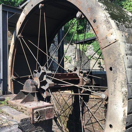Aberdulais Tin Works & Waterfall