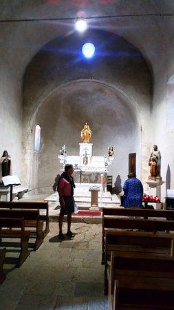 Gourdon, Francja: Intérieur de l'église St Vincent