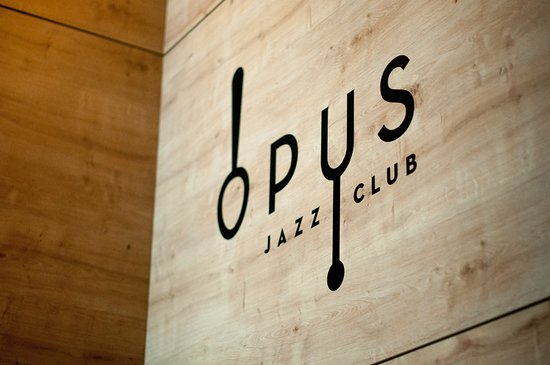 Opus Jazz Club - logo