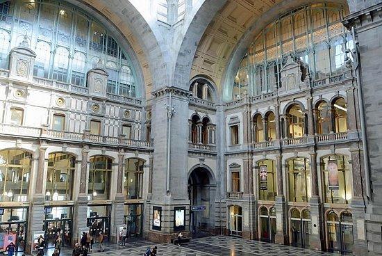 中央车站照片