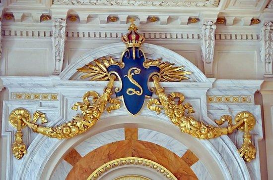 เซ็นทรัลสเตชั่น: Décoration du Royal-Café: pour peu d'argent, vous pouvez vous installer dans le café Le Royal