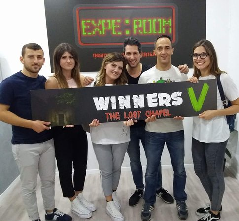 Experience Escape Room