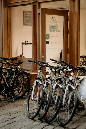 Riga Bicycle: We have wide selection of bicycles. Our rental office is located in heart of Riga old town.