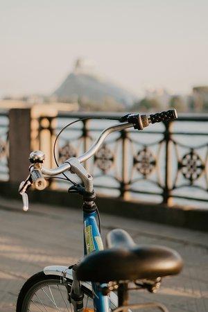 Riga Bicycle: Riga City Tour 2018