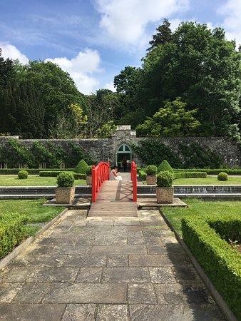 Mohill, Ierland: Walled gardens