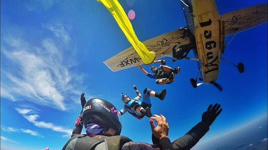 Johannesburg Skydiving Club: Fun stuff
