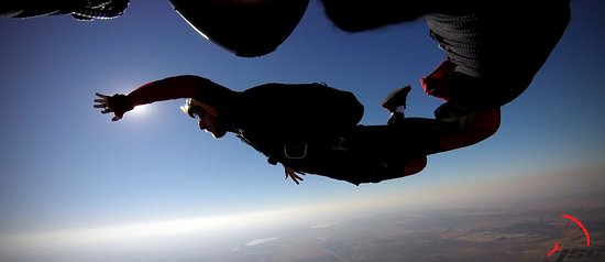Johannesburg Skydiving Club: AFF