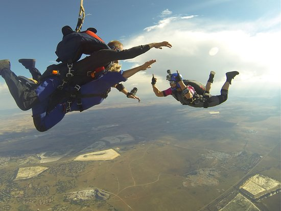Johannesburg Skydiving Club (Carletonville) - 2019 All You