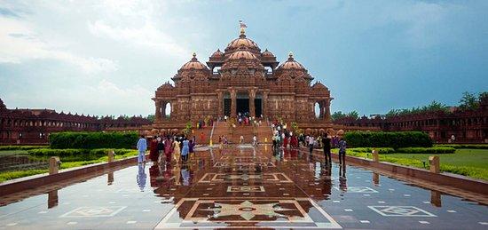 Swaminarayan Akshardham: Temple Picture