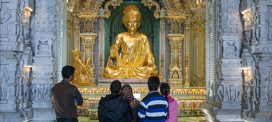 Swaminarayan Akshardham: God