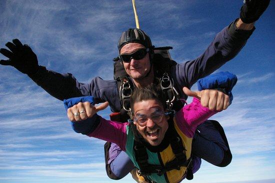 Carletonville, South Africa: Tandem Skydives