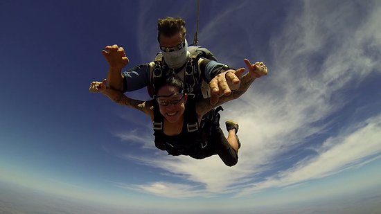 Johannesburg Skydiving Club照片