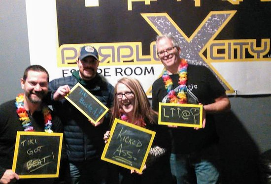 PerpleXcity LLC Escape Room