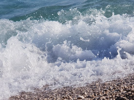 Brela Beach Photo