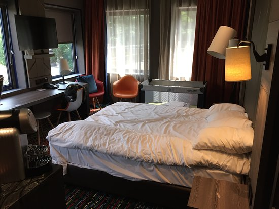 XO Hotels Couture: Comfort Doppelzimmer