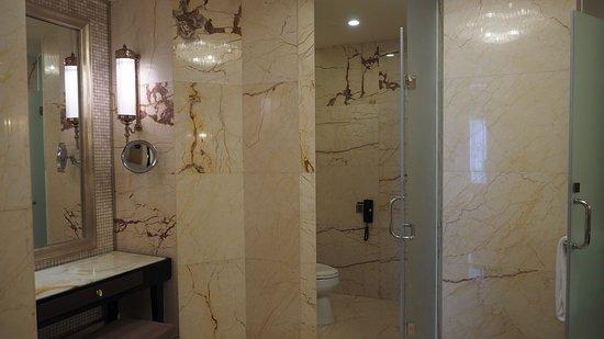 InterContinental Lhasa Paradise : bath
