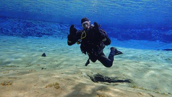 Diving Silfra Tour Self Drive: Hi!
