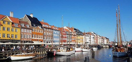 Nyhavn côté ville