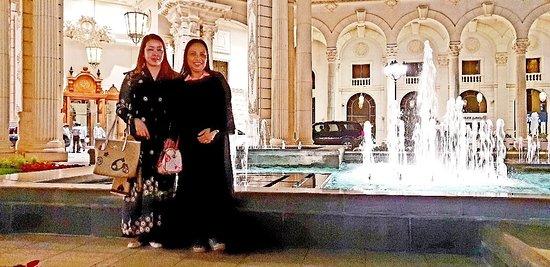 The Ritz-Carlton Riyadh: #alkhaimahiftarexperience