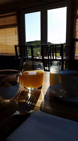 Kinloch Rannoch, UK: lovely breakfast