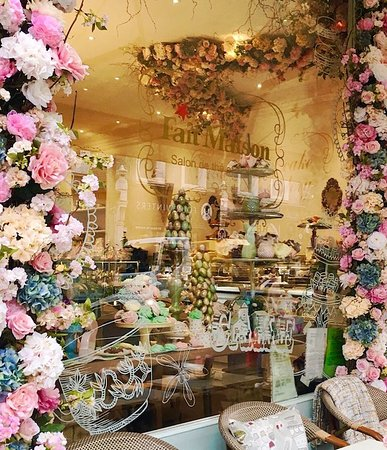 Fait Maison Salon de The, London - South Kensington - Restaurant Reviews, Phone Number & Photos ...