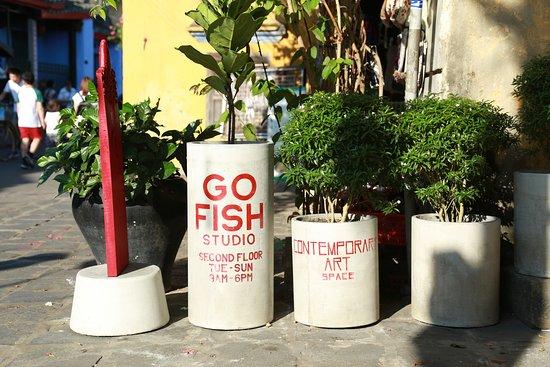 Go Fish Studio: studio address