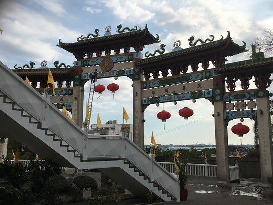 Ma-Cho Temple: Beautiful