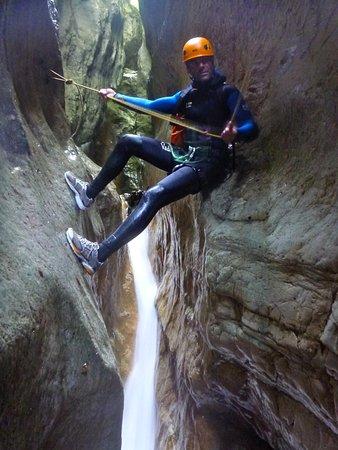 aravis canyoning!