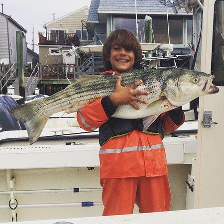 Jenna P Sportfishing : We Run a Kid Friendly Charter on the Jenna P