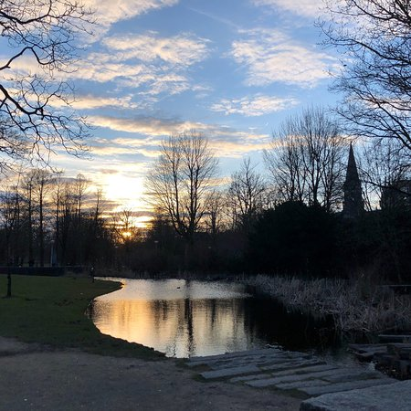 Vondelpark – fotografija