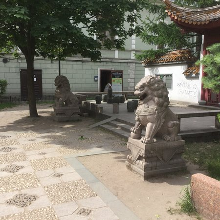 Chinese Garden of Friendship照片