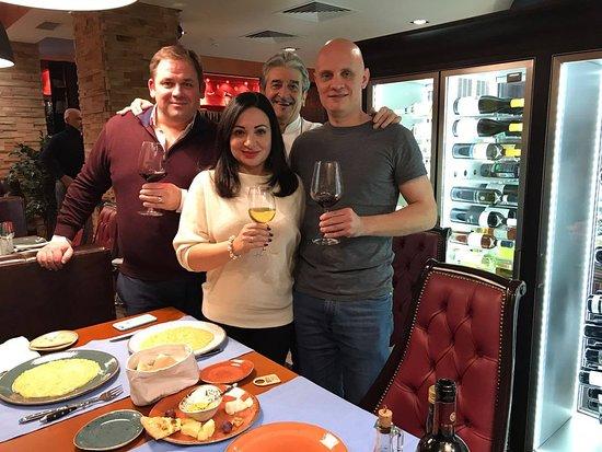 Baraonda Cantina: Любимые гости
