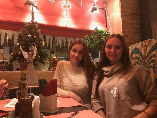 Baraonda Cantina: Наши красивые гости