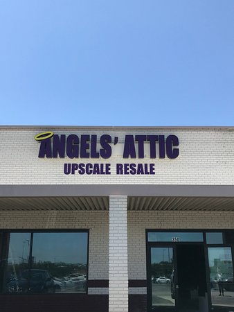Angels Attic Upscale Resale Grapevine 2019 All You