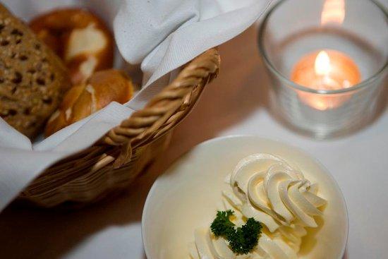 Landtagsgaststätte im Maximilianeum : Brot & Butter