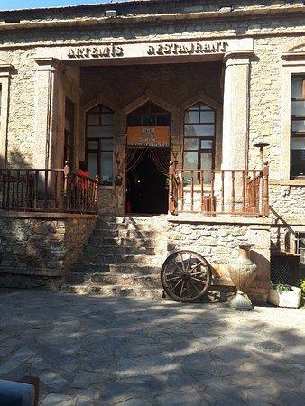 Sirince Artemis Restaurant and Wine House ภาพถ่าย