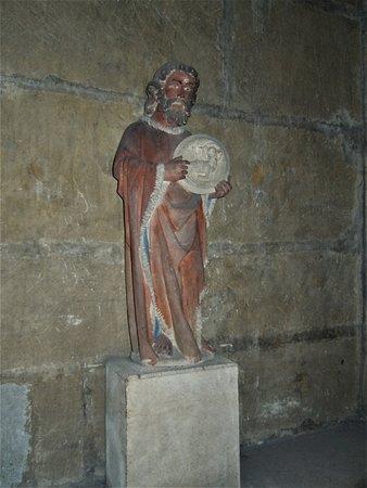 Metz Cathedral: Détail des sculptures