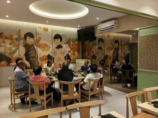 Bubur Hao Dang Jia ภาพถ่าย