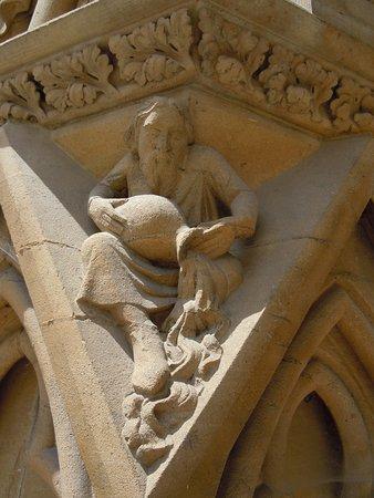 梅斯主教座堂照片