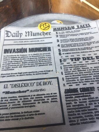 Muncher House : Paper