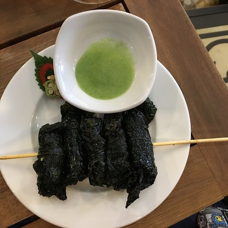 Bun Cha 145: Nice environment! friendly staff !nice food